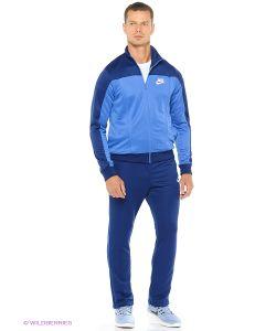 Nike | Спортивный Костюм M Nsw Trk Suit Pk Pacific