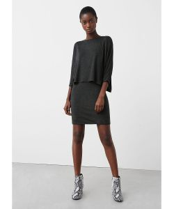 Mango | Платье Layer