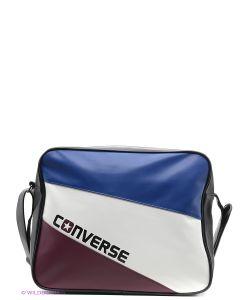 Converse | Сумка Basic Reporter Tricolore