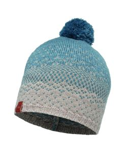 Buff | Шапка 2016-17 Knitted Hat Mawi Stoneblue-Stone