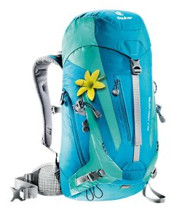 Deuter | Рюкзак 2016-17 Act Trail 22 Sl Petrol-Mint