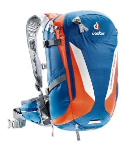 Deuter | Рюкзак 2016-17 Compact Exp 12 Steel-Papaya
