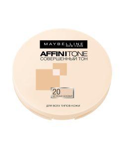 Maybelline New York | Пудра Для Лица Affinitone Выравнивающая И Матирующая Оттенок 20 9