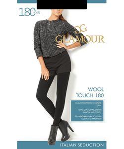 Glamour   Колготки Wool Touch 180 Nero