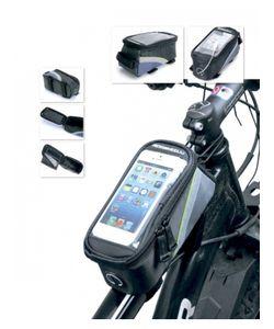Bradex | Сумка Велосипедная Объемом 12 Л. С Зеленым Элементом