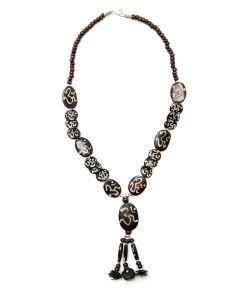 Indira | Колье Из Кости Ancient Art