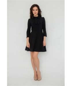 Welldress | Платье С Бантом