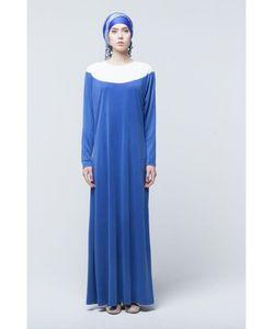 Bella Kareema | Платье Макси Трикотажное С Поясом