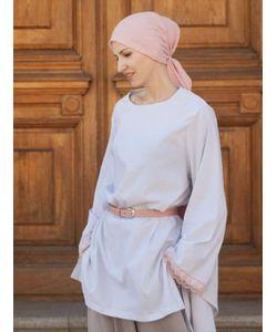 Bella Kareema | Рубашка-Кимоно В Полоску