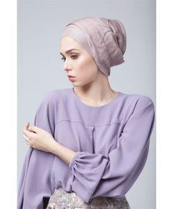 Bella Kareema | Блуза С Пышными Рукавами Сиреневая