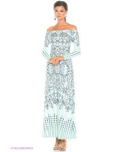 ANASTASIA PETROVA | Длинное Платье Панг