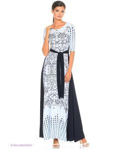 ANASTASIA PETROVA | Длинное Платье Речной Перламутр