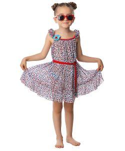 Arina | Пляжное Платье Для Девочек