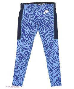 Nike | Леггинсы Leg-A-See Aop Tgt Yth