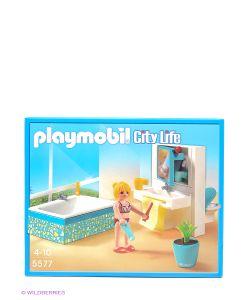 Playmobil   Конструктор Современная Ванная Комната