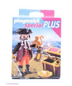 Playmobil   Дополнение Пират И Сундук С Сокровищами