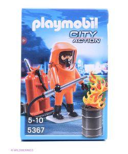 Playmobil   Конструктор Специальные Пожарные Силы