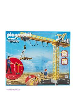 Playmobil   Большой Строительный Кран На Инфракрасном Управлении