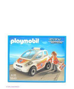 Playmobil   Конструктор Машина Первой Помощи