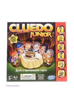 Hasbro | Моя Первая Игра Клуэдо