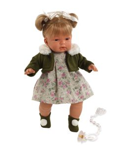 Llorens | Кукла Жоэль 38 См