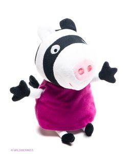 Peppa Pig | Мягкая Игрушка Зебра Зои Свинка Пеппа