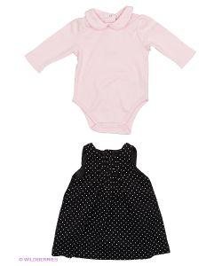 Little Me | Комплект Из 2-Х Предметов Крошечный Лепесток Платье И Боди.