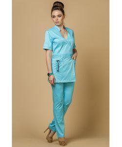 Avemed | Блузка Медицинская Kate Aqua
