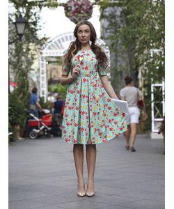 Hello Russia | Платье С Цветами