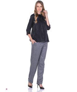 RIJJINI | Модная Офисная Блузка С Бантом