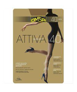 Omsa | Attiva 40 Caramell 2