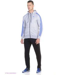 Adidas   Джемпер Ess 3s Fz Hoodb