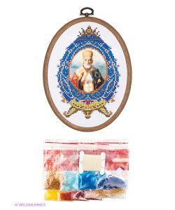 Матренин Посад | Набор Для Вышивания С Бисером Николай Чудотворец