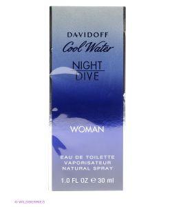DAVIDOFF | Туалетная Вода Cool Water Night Dive 30 Мл.