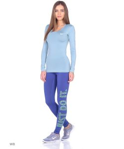 Nike | Леггинсы W Np Wm Tght Logo
