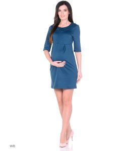 EUROMAMA | Платье Трикотажное Для Беременных