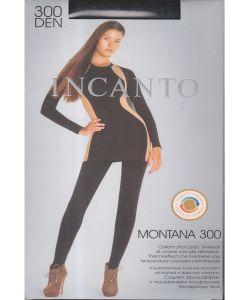 Incanto | Колготки Montana 300 Grigio Melange