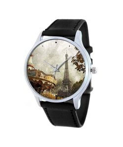 Tina Bolotina   Дизайнерские Часы Парижские Retro