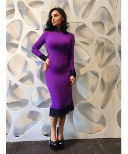 FIRMA | Платье С Кружевом