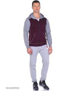 Adidas | Джемпер Ess 3s Fz Hoodb