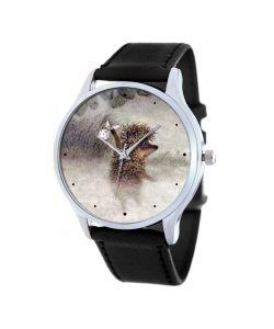 Tina Bolotina | Дизайнерские Часы Ежик В Густом Тумане