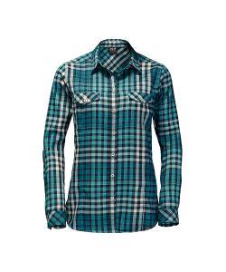 Jack Wolfskin | Рубашка Valley Shirt