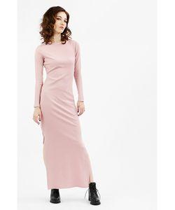 Monoroom | Платье С Разрезами Неспелый Кизил Kw4 One-Size 42-46