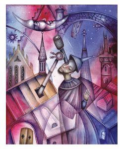 DECORETTO | Art Холст Звезды Тоски