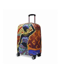 Fancy Armor | Чехол Для Чемодана Модель Travel Suit Eco Африка Xl