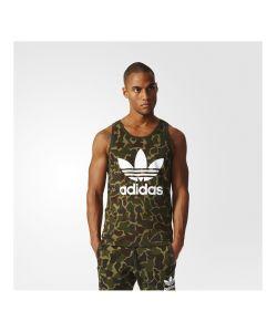Adidas | Спортивная Майка Муж. Camo Tank