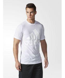Adidas | Футболка Спортивная Муж. Basic Tee Logo