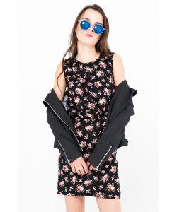 Monoroom | Платье Can Kore С Цветочным Принтом На Молнии