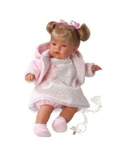 Llorens | Кукла Люсия 38См