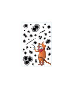 DECORETTO | Кот Опасный